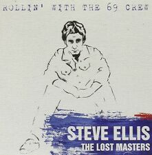 STEVE ELLIS - ROLLIN' WITH THE 69 CREW 2 CD NEU