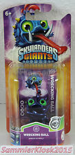 Purple Metallic Wrecking Ball - Skylanders Giants Figur - seltene Chase Variante