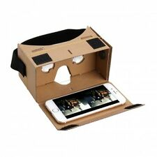 Google Virtual Reality 3D Cardboard VR Headset Full With NFC For Android iPhones