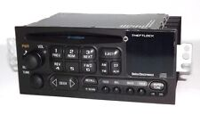 Chevy S10 Blazer 2001 Radio AMFM CD Player Upgraded w Aux mp3 iPod Input on Face
