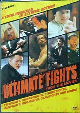 ULTIMATE FIGHTS 16 Fights From the Movies & 5+ Hours of Special Features SEALED
