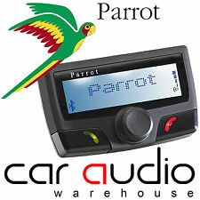Parrot CK3100 LCD Bluetooth Handsfree Car Van Mobile Phone Kit UK Version BLACK
