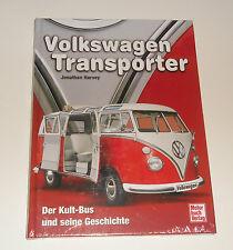 Volkswagen VW Bus / Transporter T1, T2 + T3 - Der Kult-Bus und seine Geschichte