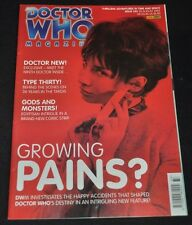 Vintage Doctor Who Magazine 333 Aug 2003 Meet the new 9th Doctor Carole Ann Ford