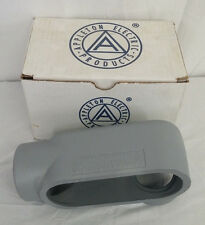"New Appleton Electric LL67 2"" Grayloy FM7 Conduit Body Rigid Fitting"