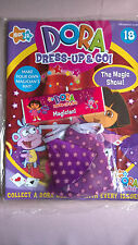Dora the Explorer 'Dress Up and Go' Magazine and Clothes:  Magician!