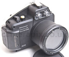 Underwater Housing for Sony NEX-5 with 18-55mm lens waterproof hard case nex5