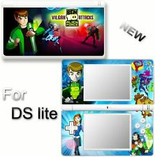 BEN 10 ALIEN FORCE SKIN STICKER for NINTENDO DS lite #2