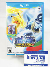 POKKEN TOURNAMENT WII U NTSC-US EDITION
