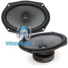 "MOREL TEMPO ULTRA 692 INTEGRA 6"" X 9"" 140W RMS 2-WAY COAXIAL 4 OHM SPEAKERS NEW"