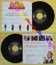 LP 45 7'' ANNIE LENNOX & AL GREEN Put a little love in your heart no cd mc dvd