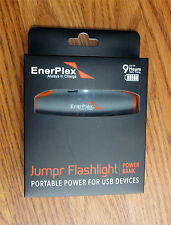 Enerplex Jumper Flashlight POWER BANK Portable Power for USB Devices 2800MAH Bat