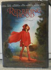 Red Riding Hood (DVD 2006) RARE JOEY FATONE FAMILY MUSICAL BRAND NEW