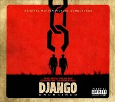 Quentin Tarantino's Django Unchained Original Motion Picture Soundtrack, New Mus