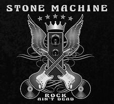 "STONE MACHINE: ""Rock Ain't Dead"" (Awesome New Classic Rock Band)"