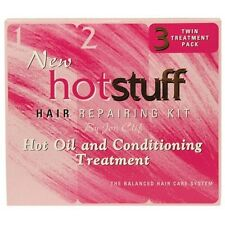 HotStuff Hair Repairing Kit and Conditioning Treatment 6 x 15ml