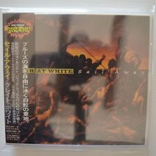 GREAT WHITE - SAIL AWAY - 1994 JAPAN 2-CD SET