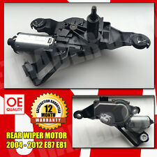 Rear Wiper Motor BMW 1 Series E87 E81 Models Hatchback 2004-2012 New 579741