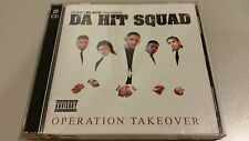 DA HIT SQUAD - Operation Takeover  (2 CDs)