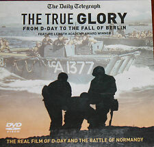 The True Glory - From D-Day To The Fall OF Berlin (DVD) 161mins.