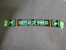 DORTMUND 2013  European Cup Winners 1996 / 97 Champions Edition FOOTBALL Scarf