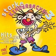 CD: STARKE KINDERSACHEN 3 - Kinderlieder *NEU* -SPITZE!