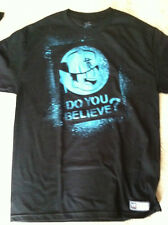 R-Truth Tell the Truth Do You Believe? WWE Authentic Black T-Shirt SMALL new