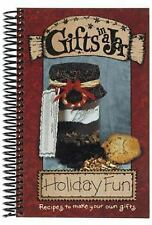 Gifts in a Jar *Holiday Fun* GREAT TIME TO START MAKING THOSE HOLIDAY GIFTS!!