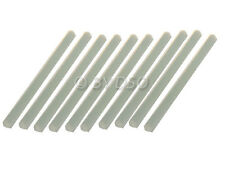 10pc Mini Hot Melt Glue Sticks for Glue Gun 7.2 x 100mm Clear Finish