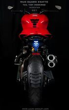 "Ducati Monster 821 Rear Splash Guard/Mud Guard Swing arm ""Esatto"" by Leon"