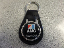 AMC Concord Leather Key Ring