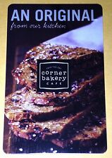 """CORNER BAKERY CAFE """"YUMMY BREAD"""" GIFT CARD NO VALUE COLLECTIBLE NEW"""