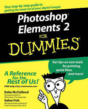 Photoshop Elements 2 for Dummies, Deke McClelland, Galen Fott