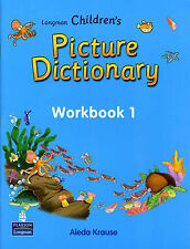 Longman Children's Picture Dictionary: Level 1: Workbook by Pearson Longman...