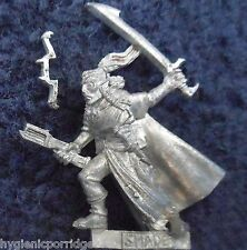 2001 Dark Elf Shade 2 Games Workshop Warrior Drow Warhammer Army Assassin D&D GW