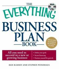 Business Plan Book : All You Need to Succeed in a New or Growing Business by...