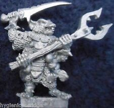 1985 Skaven C47 Throt the Unclean Chaos Ratmen Citadel Army Beastmaster Mutant