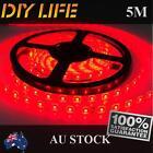 Waterproof 12V Red 5M 5630 SMD 300 Leds LED Strips Led Strip Lights Car Boat