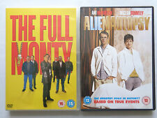 2 DVD Offer: The Full Monty and Alien Autopsy