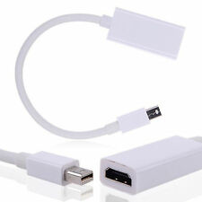 Top Quality Mini Display Port Thunderbolt DP To HDMI Adapter For Mac Pro Air New