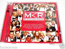 compilation, My Kitchen Rule (MKR) The Dinner Party Album, Various Artists 2CD