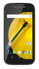 New Motorola Moto E XT1527 (2nd Generation) AT&T Cellphone Black Android in box