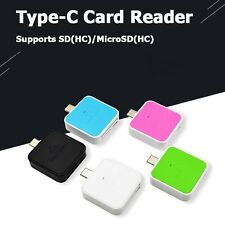 Micro USB / USB 3.1 Type C OTG Micro SD TF Memory Card Reader Cable Adapter