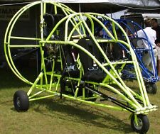 Excel Skymaster Powered Parachute Airplane Wood Model Replica Large FreeShipping