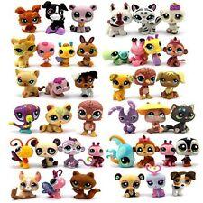 Random Pick Different Lot 5 PCS Littlest pet shop Children GIFT LPS figure Toys