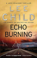 Echo Burning by Lee Child (Paperback, 2011)