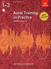 ABRSM Aural Training in Practice Grades 1-3 Book 1 - Same Day 1st Class P+P