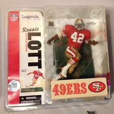 MCFARLANE NFL LEGENDS 2 RONNIE LOTT SAN FRANCISCO 49ERS