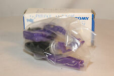 TOMICA TOMY POCKET CARS #39 LIFT MAGNET POWER SHOVEL, PURPLE, EXCELLENT, BOXED