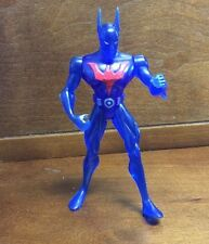 "Batman Beyond Future Knight loose action figure 5.5"" blue Kenner DC Comics 1999"